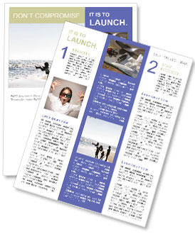 0000075964 Newsletter Template