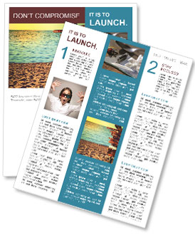 0000075973 Newsletter Templates