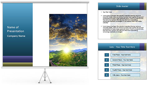 0000075981 PowerPoint Template
