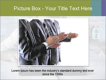 0000076002 PowerPoint Template - Slide 16