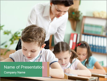 0000076003 PowerPoint Templates - Slide 1