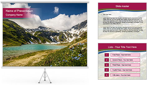 0000076007 PowerPoint Template