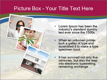 0000076007 PowerPoint Template - Slide 17