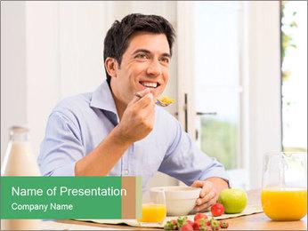 0000076009 PowerPoint Template - Slide 1