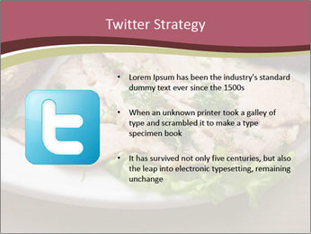 0000076015 PowerPoint Template - Slide 9