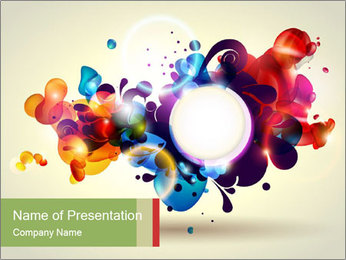 0000076027 PowerPoint Template - Slide 1