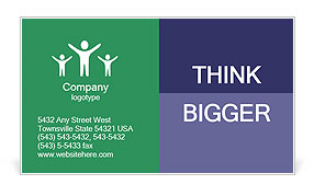 0000076032 Business Card Template