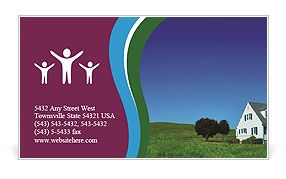 0000076043 Business Card Template
