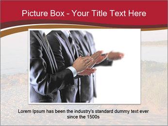 0000076044 PowerPoint Template - Slide 16