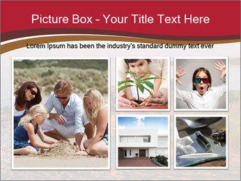 0000076044 PowerPoint Templates - Slide 19