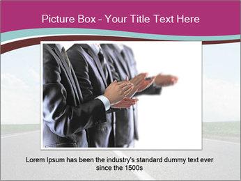 0000076046 PowerPoint Template - Slide 16