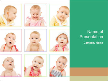 0000076050 PowerPoint Template - Slide 1