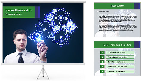 0000076054 PowerPoint Template