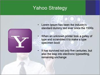 0000076054 PowerPoint Template - Slide 11