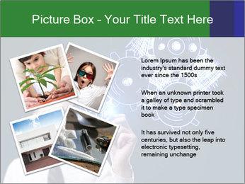 0000076054 PowerPoint Template - Slide 23