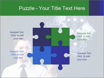 0000076054 PowerPoint Templates - Slide 43
