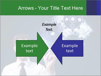 0000076054 PowerPoint Template - Slide 90