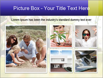 0000076064 PowerPoint Template - Slide 19