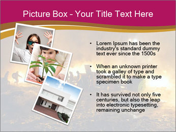 0000076065 PowerPoint Template - Slide 17
