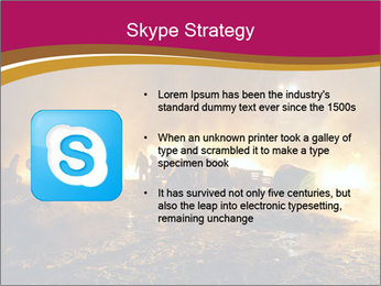 0000076065 PowerPoint Template - Slide 8