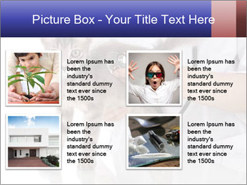 0000076070 PowerPoint Template - Slide 14