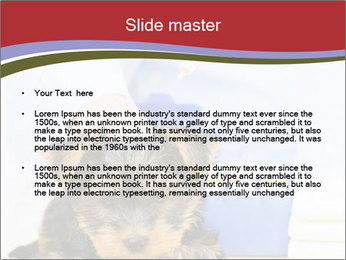 0000076071 PowerPoint Templates - Slide 2