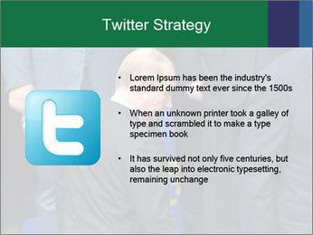 0000076076 PowerPoint Template - Slide 9