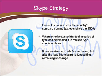 0000076077 PowerPoint Template - Slide 8