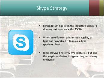 0000076079 PowerPoint Template - Slide 8