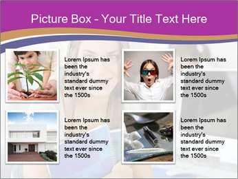 0000076083 PowerPoint Templates - Slide 14