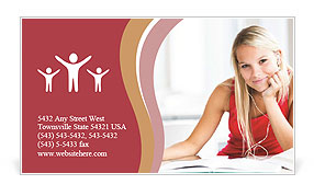 0000076084 Business Card Template