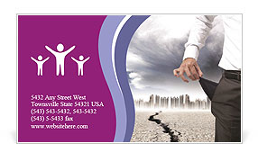 0000076085 Business Card Template