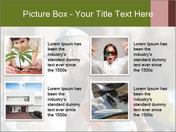 0000076087 PowerPoint Template - Slide 14