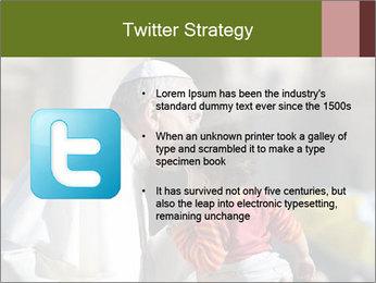 0000076087 PowerPoint Template - Slide 9