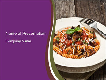0000076088 PowerPoint Template - Slide 1