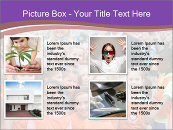 0000076089 PowerPoint Template - Slide 14