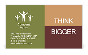 0000076094 Business Card Template