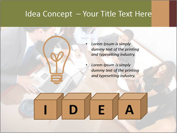0000076094 PowerPoint Template - Slide 80
