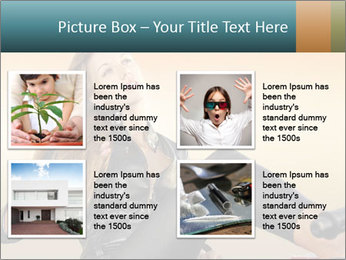 0000076095 PowerPoint Templates - Slide 14