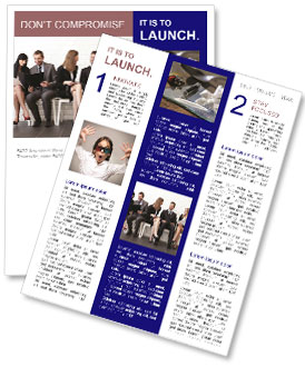 0000076097 Newsletter Template