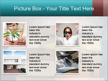 0000076098 PowerPoint Template - Slide 14