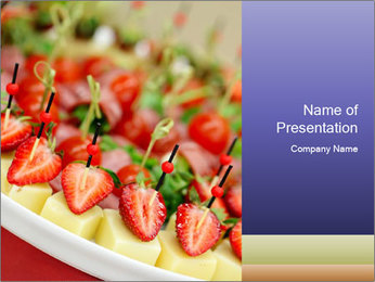 0000076100 PowerPoint Template - Slide 1