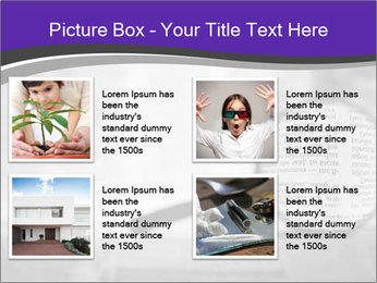0000076110 PowerPoint Template - Slide 14