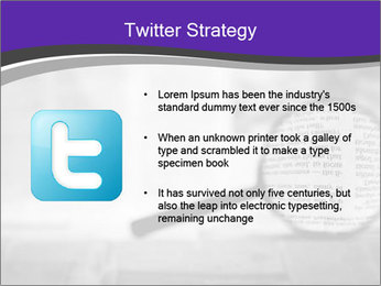0000076110 PowerPoint Template - Slide 9