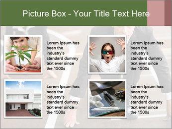 0000076115 PowerPoint Template - Slide 14