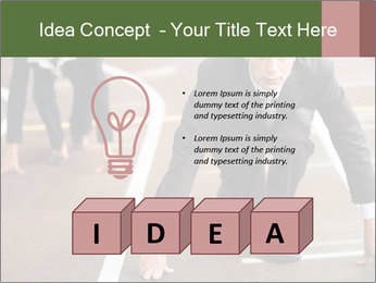 0000076115 PowerPoint Template - Slide 80