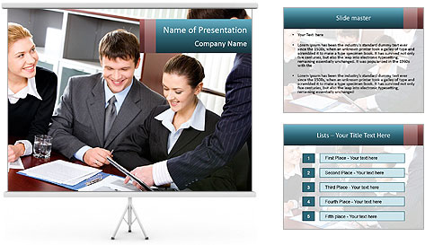 0000076117 PowerPoint Template