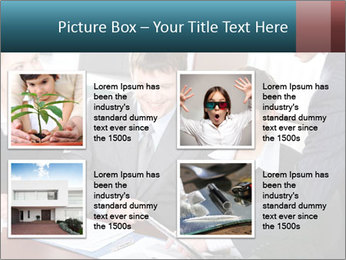 0000076117 PowerPoint Template - Slide 14