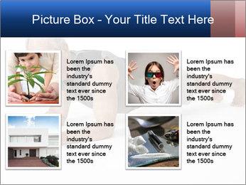 0000076131 PowerPoint Template - Slide 14