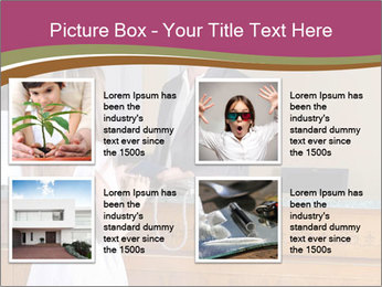 0000076134 PowerPoint Template - Slide 14